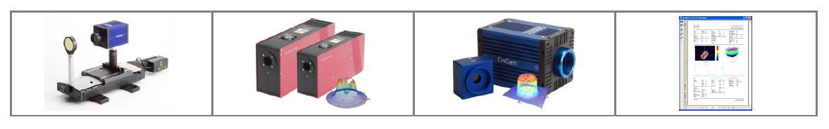 专业的激光光束测量仪